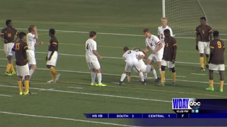 Shanley shuts out South