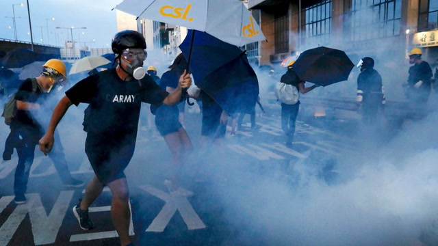 Explaining the Hong Kong protests in two minutes