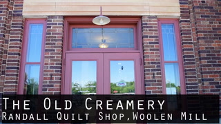 Old Creamery and Woolen Mill Progress Edition