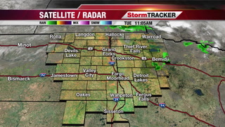StormTRACKER Weather Tuesday Afternoon