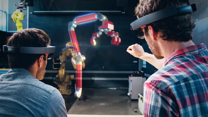 How Microsoft's HoloLens May Change Everything For Industrial And Mechanical Designers