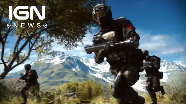 DICE Reportedly Prototyping Battle Royale Mode for Battlefield V - IGN News