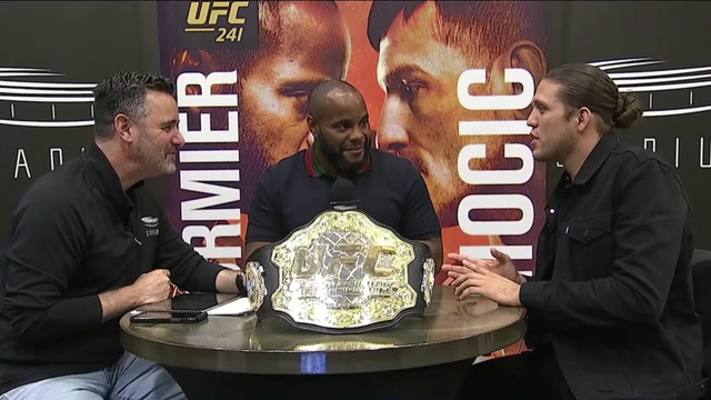 Daniel Cormier Previews His Heavyweight Title Fight at UFC 241 Against Stipe Miocic