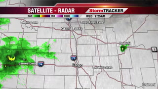StormTRACKER Weather Webcast Wednesday Midday