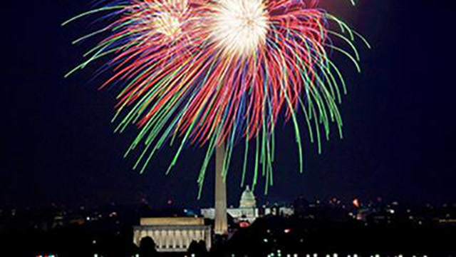Fourth of July in D.C.