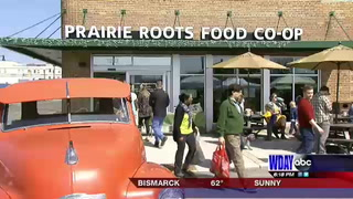 Many attend Spring Market debut