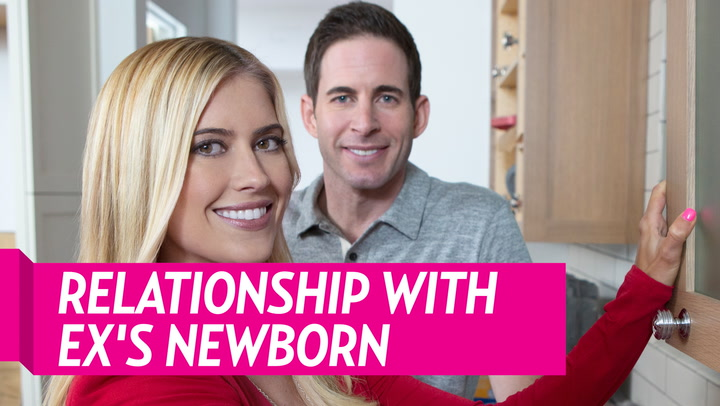 Tarek El Moussa and Heather Rae Young Moved In Together, According to Her 'Selling Sunset' Costars