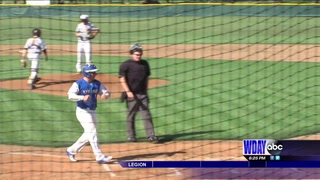 Kindred wins opening game of Class B legion tournament