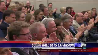 Construction soon to start on Sudro Hall expansion