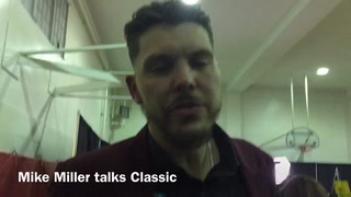 VIDEO: Mike Miller talks Classic, Munsen and future