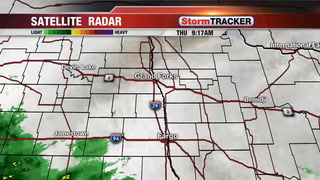 StormTRACKER Webcast - Rainy Thursday