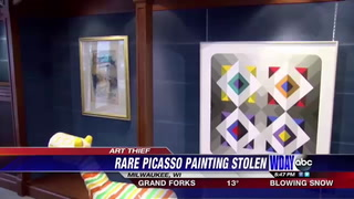 Wisconsin police search for Picasso painting thief