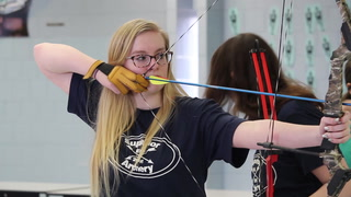 Superior student heads to nationals for archery