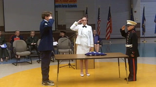 Century Middle School Veterans Day