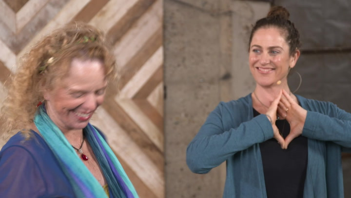 Energy Medicine Yoga: This Variation on Anjali Mudra Releases Pent-Up Emotions