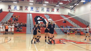 Alexandria vs. Bemidji volleyball
