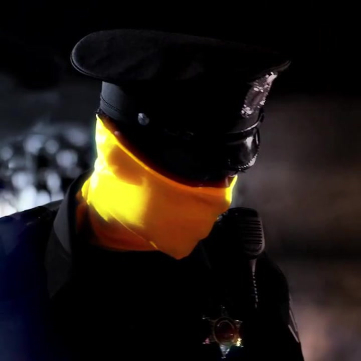 Here's Why That New 'Watchmen' HBO Character Looks Pretty Familiar