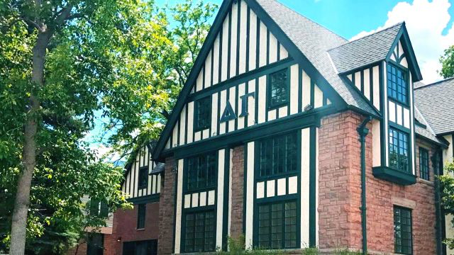 10 Most Gorgeous Sorority Houses in America
