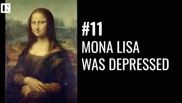 Mona Lisa's Enigmatic Smile Explained by a Common Medical Condition