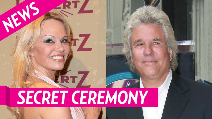 Pamela Anderson's Son Brandon Thomas Lee Is 'Incredibly' Happy About Her Marriage to Jon Peters