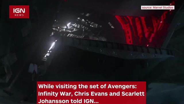 Avengers: Infinity War Finds Captain America and Black Widow as 'Disillusioned' Heroes - IGN News