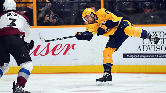 Preds LIVE To Go: Nashville runs winning streak over Avs to 7 games