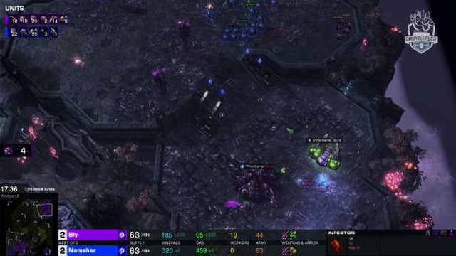 Gaunlet - Bly vs. Namshar Game 5