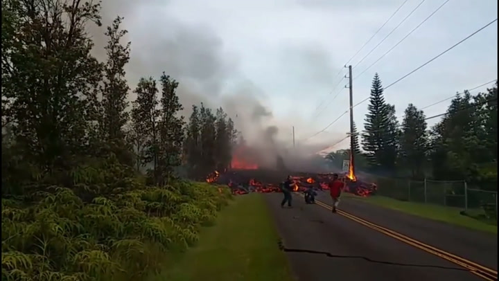 Hawaii Kilauea Volcano: 17th Fissure Is Dangerously Close to Geothermal Plant