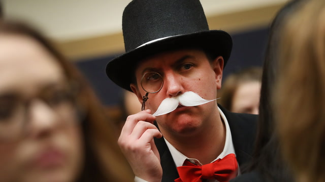A brief history of Capitol Hill's 'Monopoly Man'