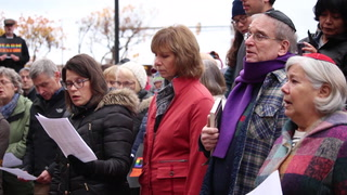 Twin Ports Jewish community holds vigil for those killed in Pittsburgh synagogue shooting