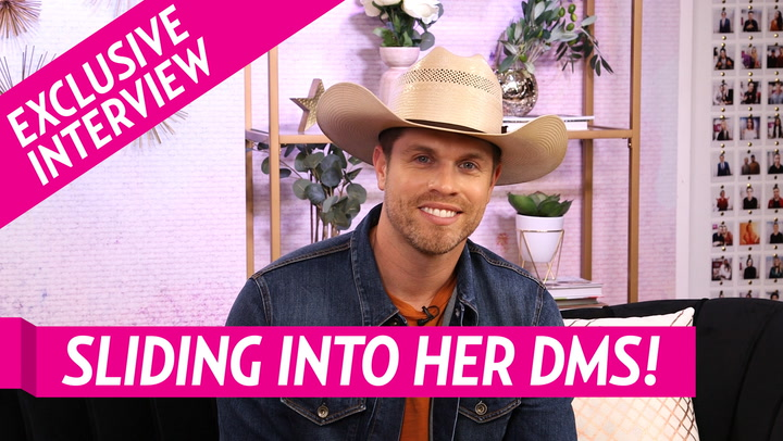 Dustin Lynch Reveals the Very Simple Way He Slid Into Girlfriend Kelli Seymour's DMs: 'What a Line!'