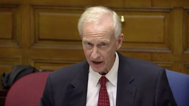 Jack Evans asks D.C. Council to 'slow rush to judgment'