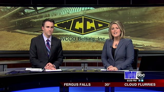 WCCO Belting partners with local farmers to incorporate