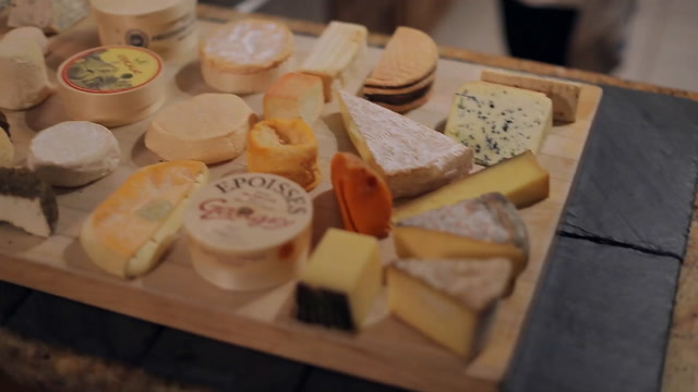Graham Elliot and Chris Oh Feast on Illegal Cheeses
