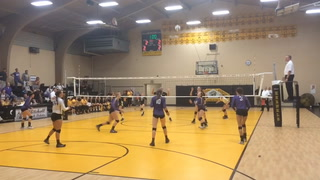 Mitchell volleyball tops Watertown in five sets