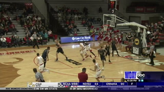 NSIC Tournament: Dragon Women cruise, Men upset by Concordia-St. Paul