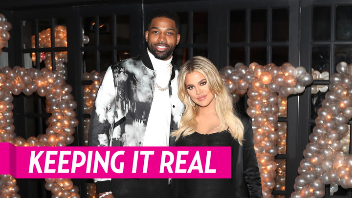 Khloe Kardashian Addresses Split From 'Great Person' Tristan Thompson: 'It's Really Raw'