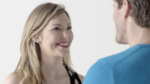 One Couple Stares at Each Other for 4 Minutes Straight