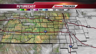 Stormtracker Weekend Weather