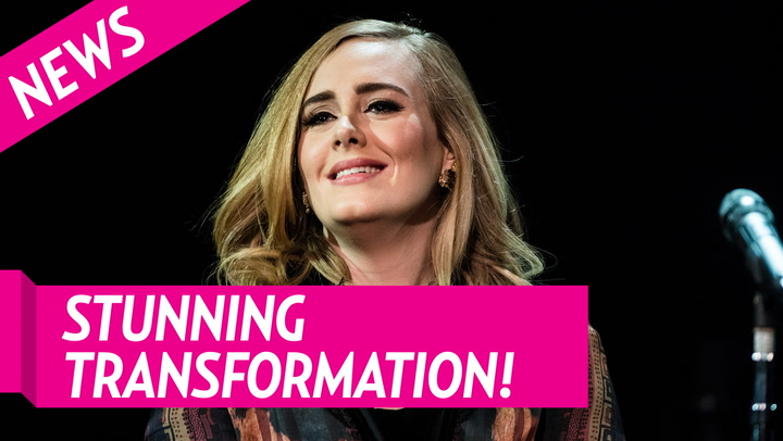Adele Shows Off Her Slimmer Body While Paying Tribute to Beyonce: New Pic