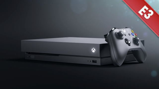 Xbox One X: Everything you need to know
