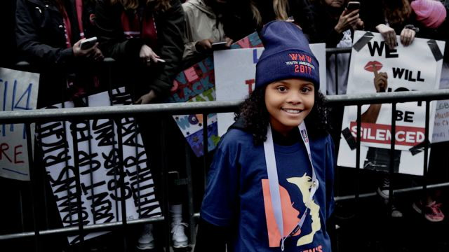 Little Miss Flint Has a VERY Important Message for Donald Trump