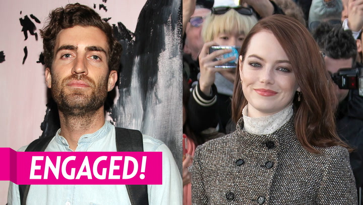 Emma Stone and Fiance Dave McCary Hang Out With Amy Schumer After Announcing Engagement