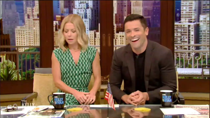 Kelly Ripa and Mark Consuelos Dish on Their Daughter Lola Walking in on Them Having Sex on Her 18th Birthday
