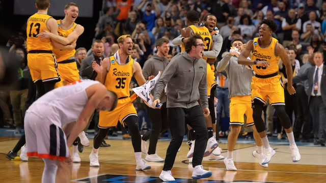 UMBC upset stuns NCAA tournament and shreds brackets