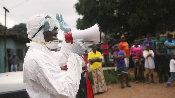 Why Protective Gear Isn't Stopping Ebola