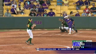 NDSU softball shuts out #11 LSU