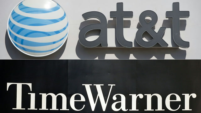 DOJ suing AT&T to block merger with Time Warner