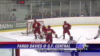 EDC boys hockey: Red River and Central both come up with wins