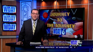 Journey To the Tourney: Frazee's search for two points